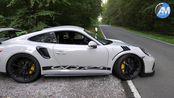 保时捷Porsche 911 991.2 GT3 RS (520hp) - pure SOUND