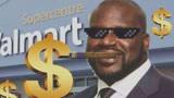 奥尼尔花钱如流水,去一趟超市花50万惊动银行,奥胖:我就买个菜!