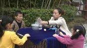 科学小实验——鸡蛋可以在盐水里浮起来(8分54秒)2013.11