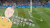 【科普】聊一聊世界杯赛转播中的实时战术分析系统(DVChina)