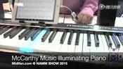 McCarthy Music Illuminating Piano