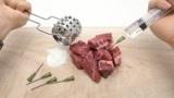 假牛肉到底是怎么生产的?日本小伙还原制作全过程,看完让人冷汗直流!
