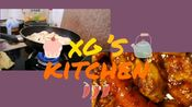 Video diary C——xg's kitchen
