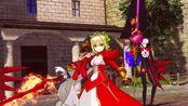 【Fate/Grand Order Arcade】3.31对战!尼禄开局!