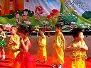 河南省安阳县高庄乡开信村2011年6月1号幼儿表演