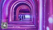 时光隧道11选5效果视频,体感互动,墙面互动,大屏互动,地面互动,AR互动,全息投影