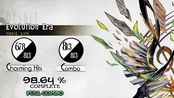 【deemo】Evolution Era Hard Lv. 8 98.64%超低准度FC