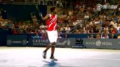 Gael Monfils - Top 10 Fastest Forehands