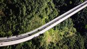 我国唯一一条穿过热带雨林的公路,跨越3个国家,一路上美翻了