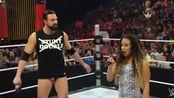WWE:仙道火力全开,怒斩挑衅者,SD第820期花絮