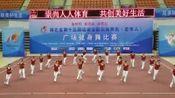 湖北省第十五届运动会(健身排舞)