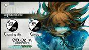 【情剑飞云/DEEMO】Aquamarine,Normal LV.7,99.02%FC
