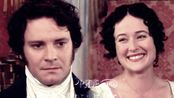 BBC95版《傲慢与偏见》达西┃一个漂亮女人的美丽的眼睛竟会给人这么大的快乐