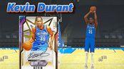 【NBA2K20】死神般的进攻 银河Kevin Durant 狂轰51分根本守不住!   球员评测 「Justin_NBA2KTV」