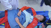 急诊室故事 第2季骨科医师为患者惋惜坚持截肢 家人再争取求保腿
