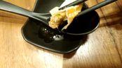 【团子的吃喝记录】上海小吃店大娘水饺:鲜香煎饺(更多图片评论在微博:到处吃喝的团子)