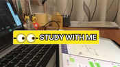 STUDY WITH ME 网课+作业+教资