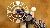[3D打印] 三轴 陀飞轮 钟表制作过程!
