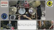 Gary Chaffee - Time Functions page 11 - Hi hat 01