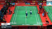 2020 印尼羽毛球大师赛 16强赛 混双 王懿律/黄东萍 vs 马库斯·埃利斯/劳伦·史密斯