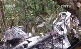 [军事报道]广西桂林:失联民用直升机残骸找到