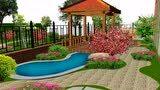 别墅花园设计风水禁忌具体有哪些?怎么化解?第二节