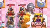 【皇室战争】叹息之墙?来见识下火箭的力量~