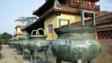 河南省洛阳市烟云涧村制作高仿青铜器,精湛的技术使专家都摸不透