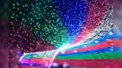 【吉林】敦化彩灯节上的彩灯造型美观 吸引众多游客