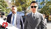 10月30日庭审继续:KTV监控画面曝光 高云翔被控7项罪名