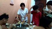 中国大胃王吃播星星 浙江省绍兴市上虞区梁湖镇特产美食视频