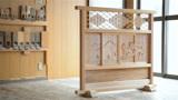 日本建筑风格样式需要人工制作,手艺人的技艺展现,魅力十足!