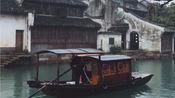 烟雨行舟!乌镇,姑苏,金陵,长安……烟雨江南,梦里的风景也不过是这个样子吧。