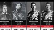 历史:日本历代天皇世系,这一细节表明,徐福不是日本第一任天皇