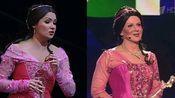 格列布马特韦丘克Gleb Matveychuk 参加俄罗斯晚间娱乐模仿节目《惟妙惟肖》演唱 《罗密欧与朱丽叶》之歌安娜·奈瑞贝科 Anna Netrebko