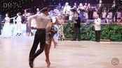 最新!Gunnar & Marika UK Open 2020 Professional Latin SemiFinal Jive