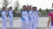 淄博市临淄区第六套雪之舞快乐舞步健身操