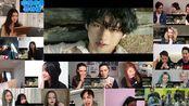 【制】 BTS 'ON' Official MVReactions Mashup