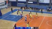 Igor Cvorovic (white #11) - 31 points / 10 rebounds / index 44