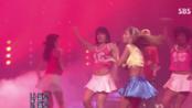 韩国女星米娜旋转经典动作剪辑 完整版