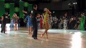 拉丁五项 2017 Open Professional Latin at the Emerald Ball Dancesport Championships