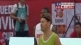 [篮球]斯坦科维奇杯:安哥拉VS斯洛文尼亚 第三节