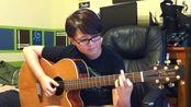 【指弹吉他】Closing Time - Semisonic - Fingerstyle Instrumental Guitar - Andrew Foy