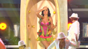 Katy Perry - I Kissed A Girl Live (GRAMMYs 2009) - 720p 软中英字幕