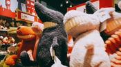 亚洲最大的Hamleys玩具店和一家新的24h书店pageone