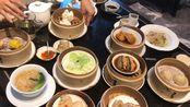 饭量惊人的妹子吃日本东京威斯汀酒店的广式早茶放题~(分1P2P两部分)