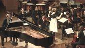 """约翰·凯奇""""加料钢琴""""与室内乐团"""