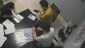 大胆!男子派出所调解室顺走民警手机 被监控全程拍下!