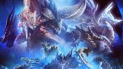 [献给老猎人的视听盛宴]怪物猎人历代主题曲&英雄之证 x 精彩生态CG混剪
