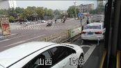 山西临汾:实拍解放西路街景